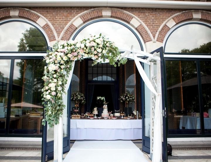 Zoektocht naar een trouwlocatie: een hotelschool?