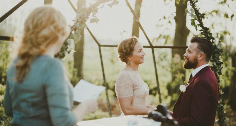 Wat kan er nou mis gaan tijdens je trouwceremonie?!