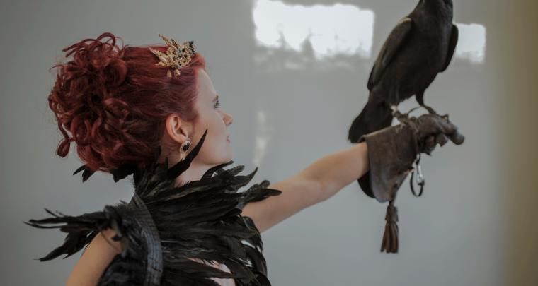Een enchanted sprookje als thema voor je bruiloft? Ja dus!