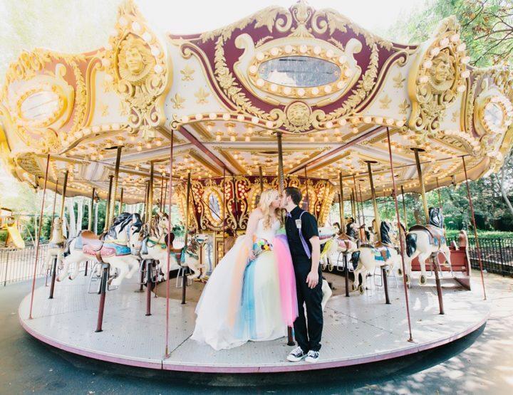 Out of the box bruiloft inspiratie; voor wie net even anders wil trouwen!