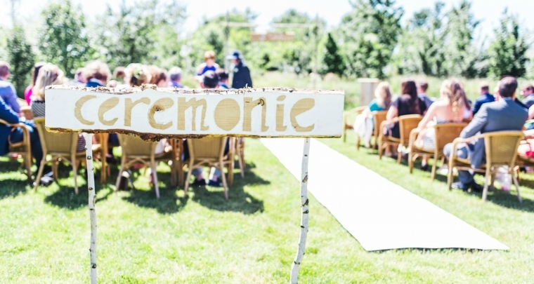Gouden tips voor je trouwceremonie