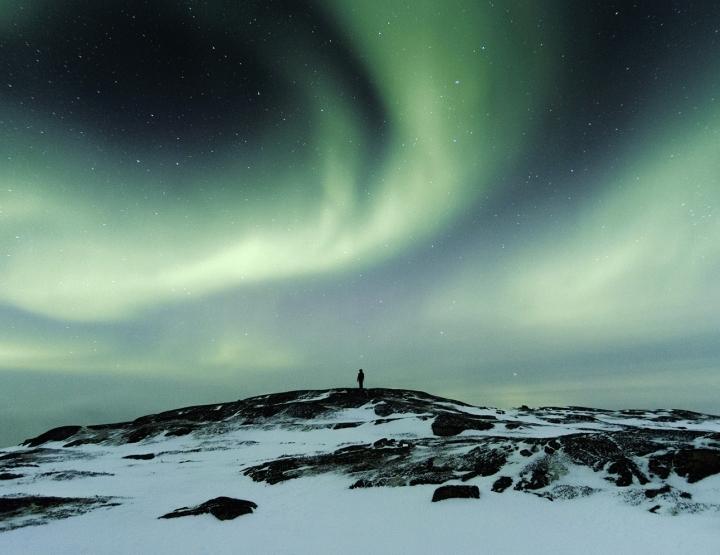 Huwelijksreis naar Fins Lapland