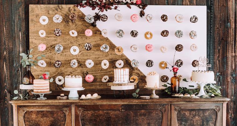 De leukste alternatieven voor een bruidstaart!