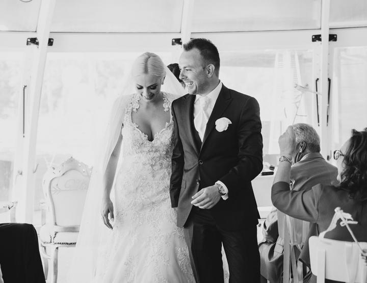 De vintage chique bruiloft van Daniël en Amanda