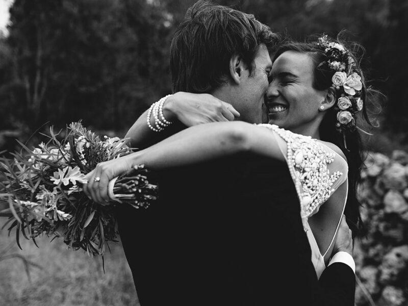 perfecte bruiloft