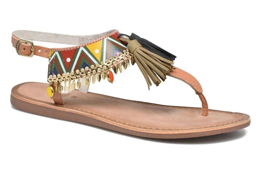 sandalen voor onder je trouwjurk