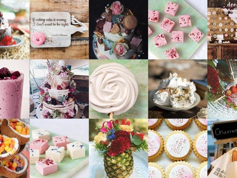 Super Sweets bruiloft met bruidstaart sweet table en meer