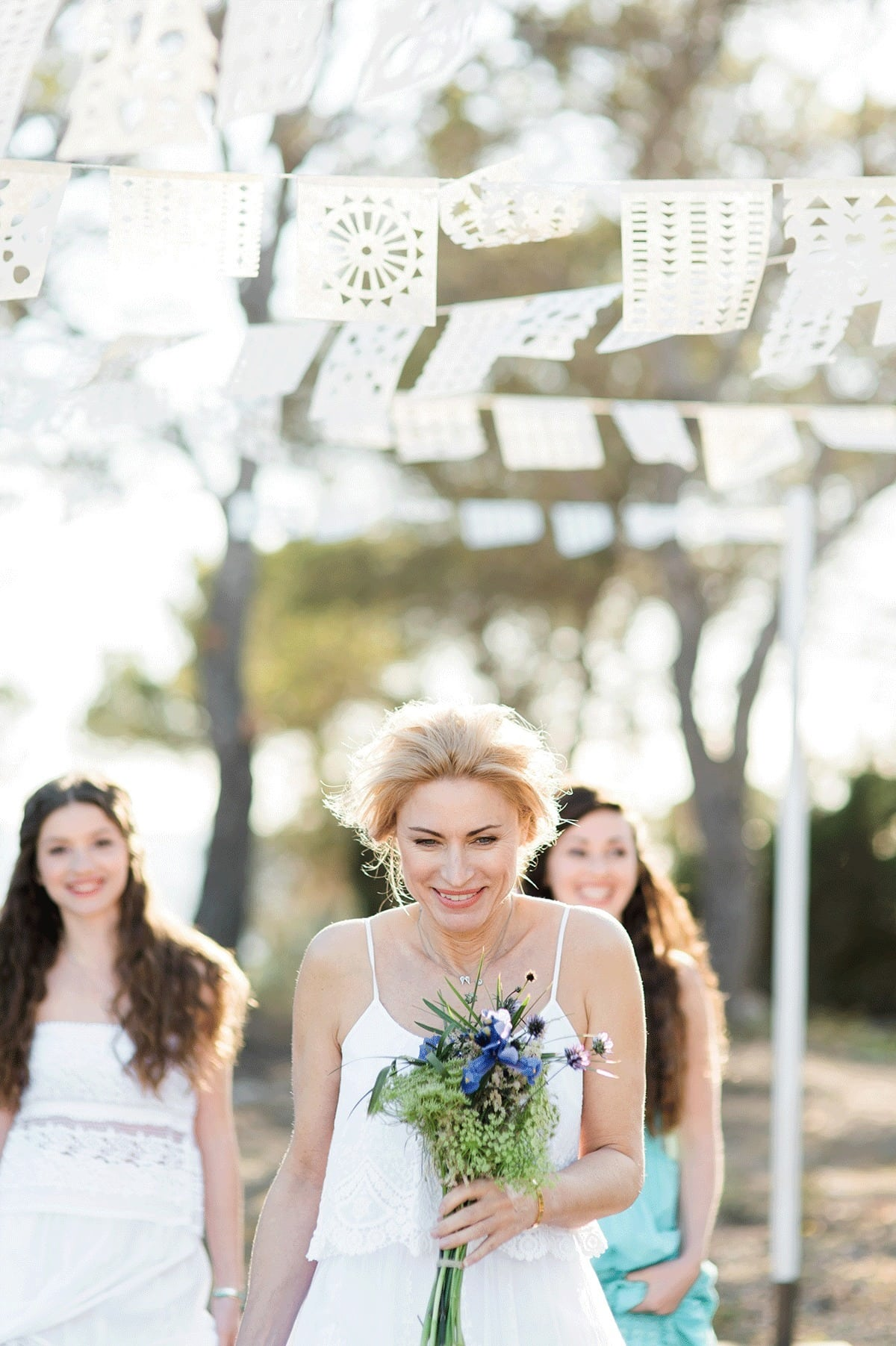 Een bruiloft onder de zon op Ibiza