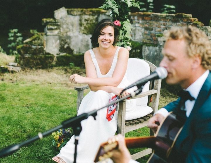 Tips voor trouwceremonie muziek – de mooiste nummers met tranengarantie