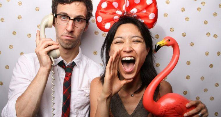 Originele Photobooth props voor op je bruiloft