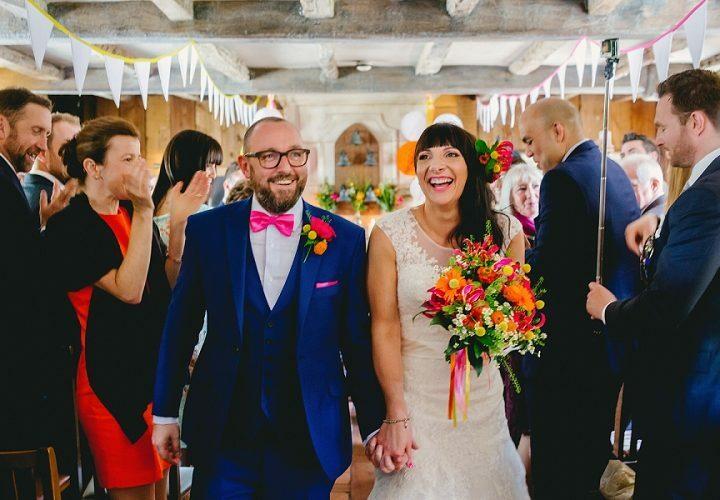 BRUILOFTTHEMA VAN DE WEEK: my shiny neon bruiloft