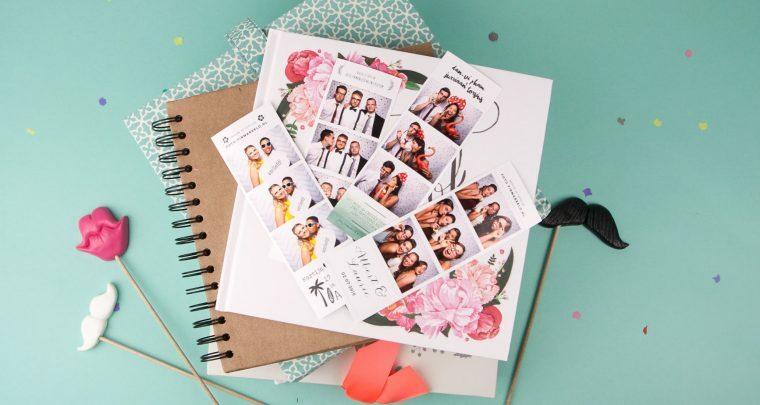 Een photobooth als gastenboek op jullie bruiloft