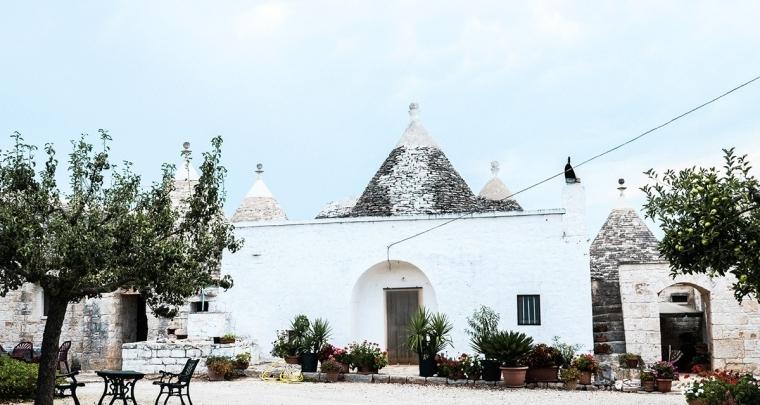 Voor jullie huwelijksreis naar het prachtige Puglia
