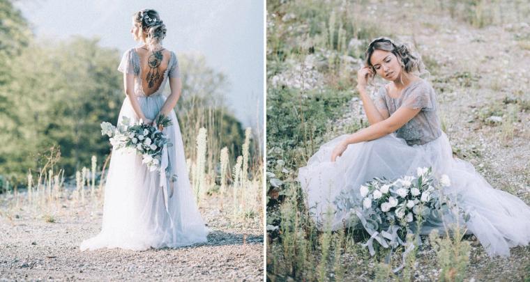 De mooiste trouwjurken van Etsy + tips voor online kopen