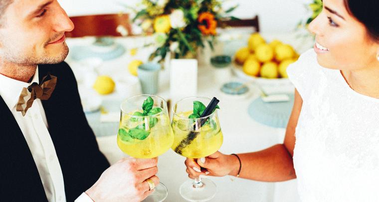 Kleur op je bruiloft: mooi, en net even anders!