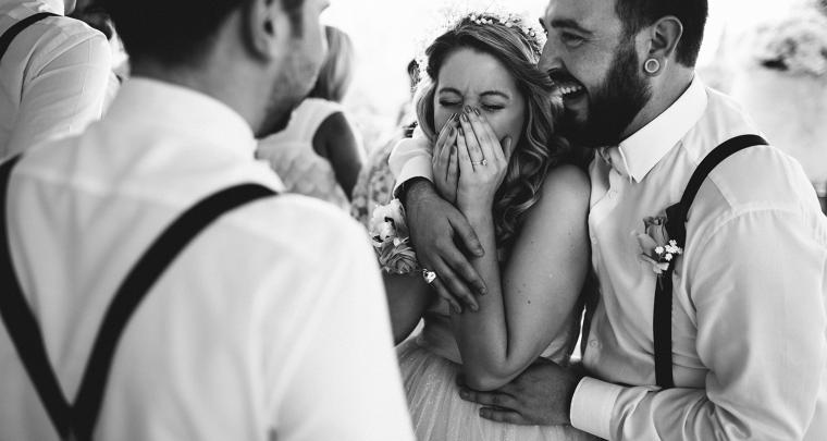 Even wat fun: Bruiloft dilemmas, en je MOET kiezen!