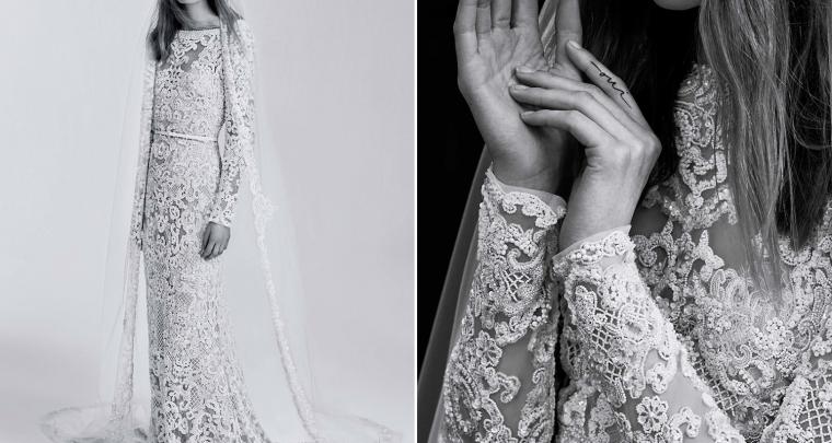 Heb jij al een jurk? Wij zochten 10 prachtige trouwjurken uit!