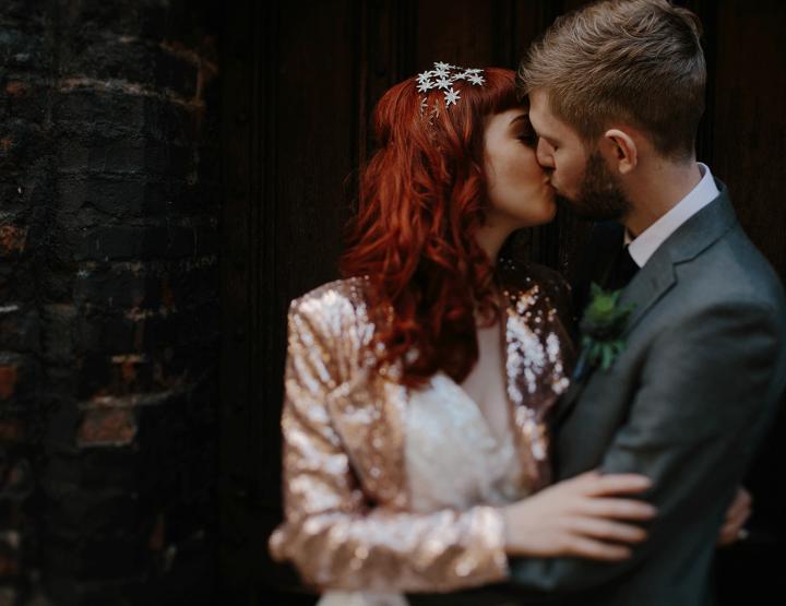 Waarom je die perfecte bruiloft gewoon even helemaal moet vergeten...
