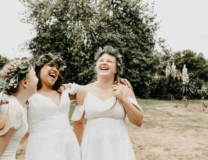 Tips om niet onzeker te worden van mooie plaatjes voor je bruiloft