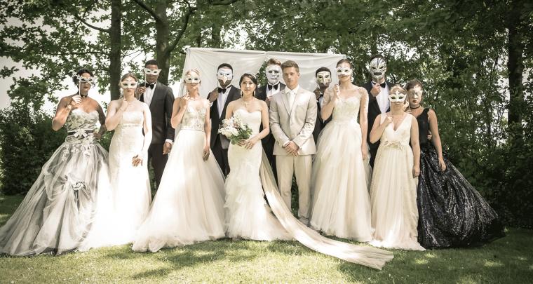 Een avond trouwjurken kijken? Ga naar 'The missing bride'!