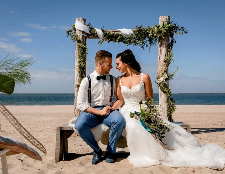 Waarom trouwen in Zeeland echt een feestje is...