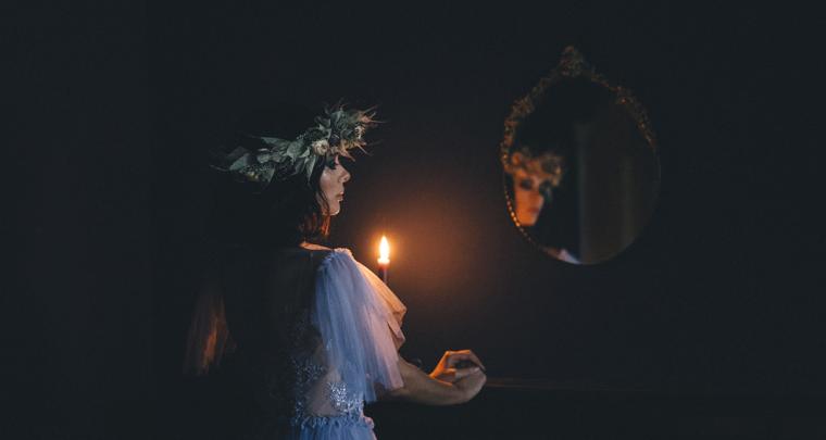 Speciaal voor Halloween: spooky bruiloft inspiratie!