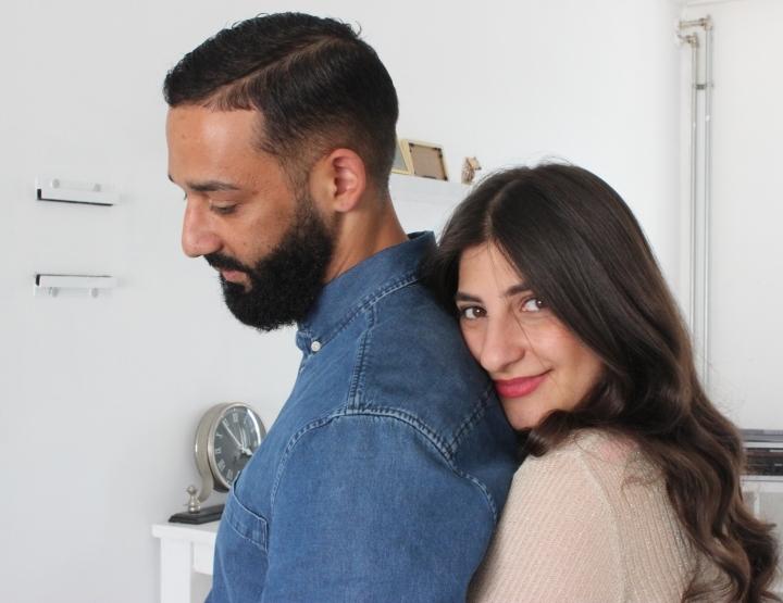 Een liefdesverhaal tussen twee culturen: zij is Syrisch en hij Dominicaans