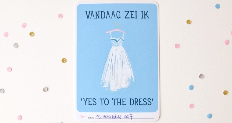Bride To Be Vera: De trouwjurk