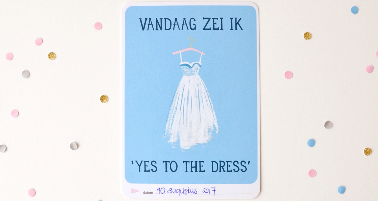 Bride To Be Vera: De trouwjurk