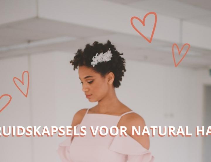 Video: Mooie Bruidskapsels voor Natural Hair