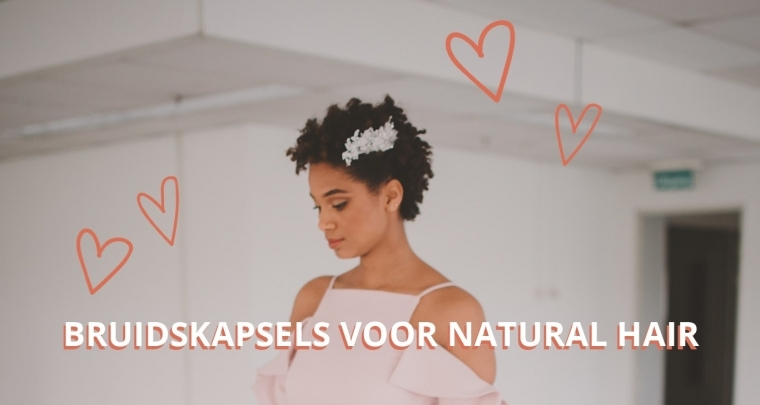 Video: Mooie Bruidskapsels voor Natural Hair