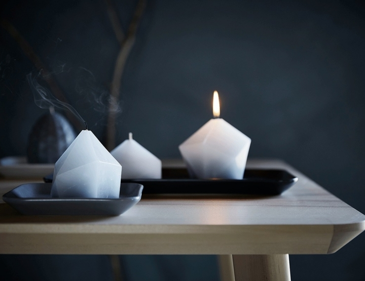 De nieuwe IKEA collectie is perfect voor je winter bruiloft!