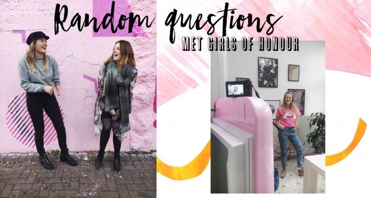 VIDEO: Leer Marit beter kennen in deze video met random questions!