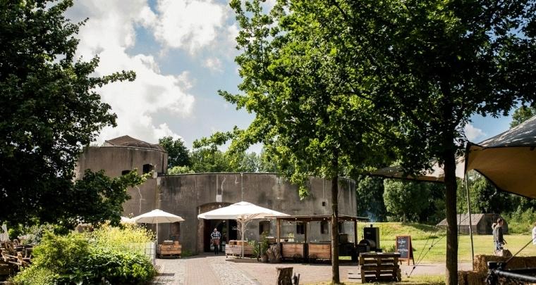 Historische trouwlocaties: trouwen in een fort