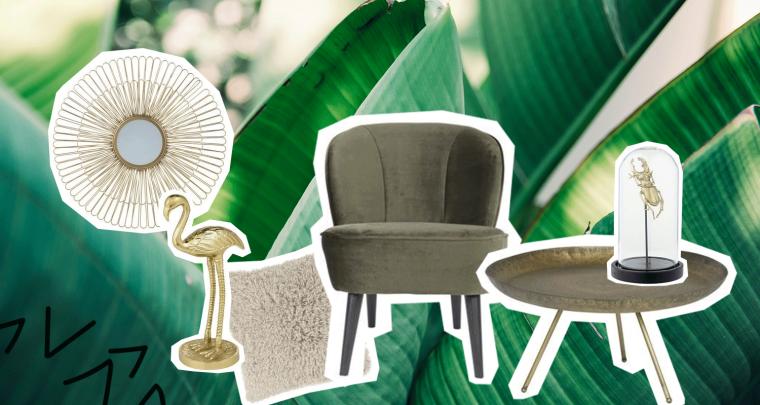 Inspiratie voor urban jungle styling in je huis en op je bruiloft!