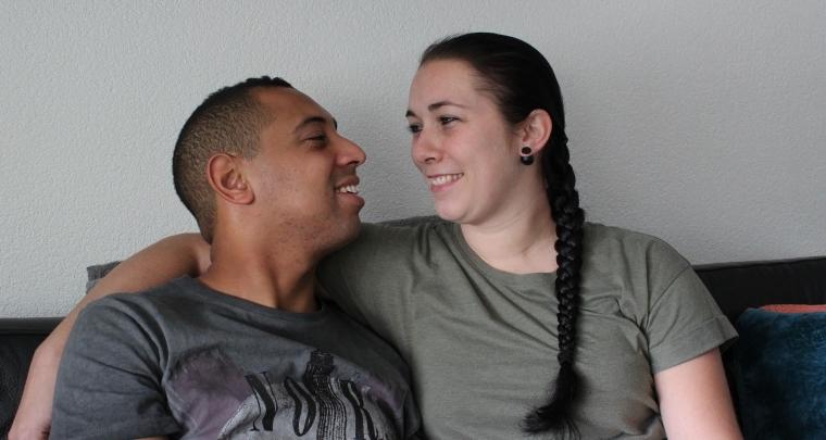 Je bruiloft voor de tweede keer vieren: het liefdesverhaal van Wendy en Jay