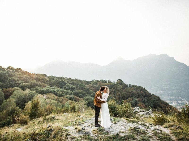 bruiloft in het buitenland