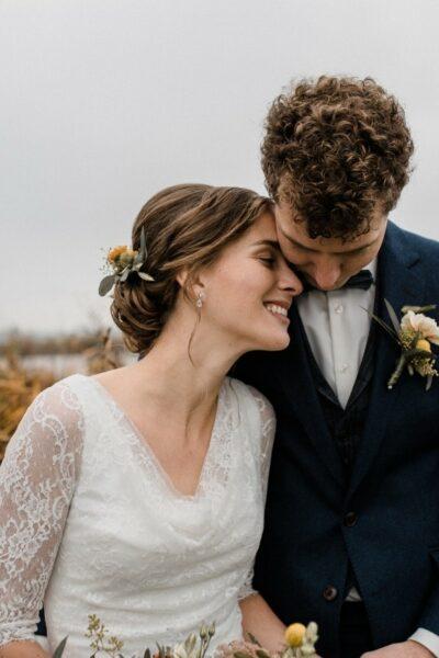 stress over de bruiloft begroting