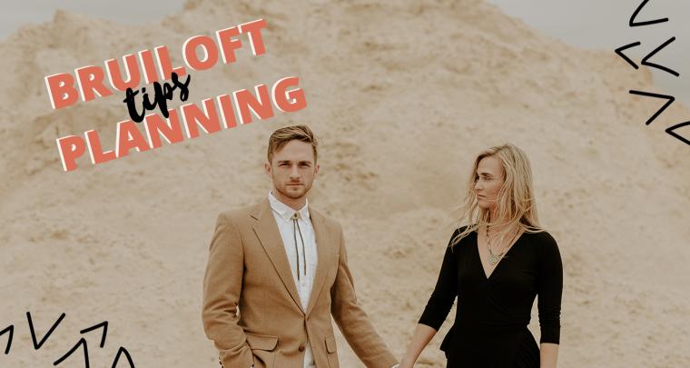 5 tips voor het plannen van je bruiloft!
