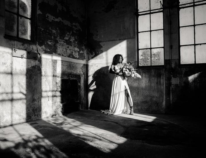 Inspiratie: industrieel trouwen doe je zo