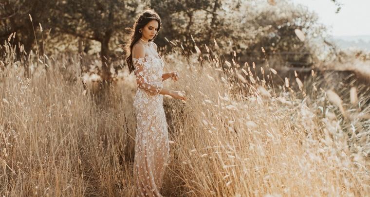 De nieuwste trouwjurken van Tara Lauren; nu verkrijgbaar bij White and Ivory Bridal!