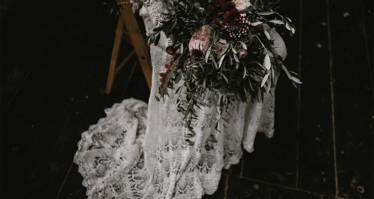 Winterbruiloft: Seizoensbloemen voor prachtige, winterse bruidsboeketten
