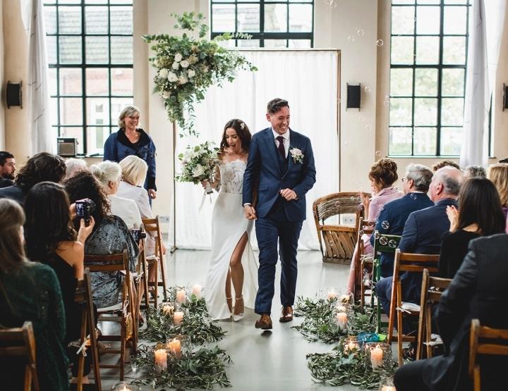 Bruiloft bij Explore by Lute, en een fotoshoot in het Rijksmuseum!