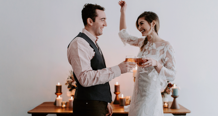 Inspiratie voor 5 bruiloft styling manieren: welke kiezen jullie?