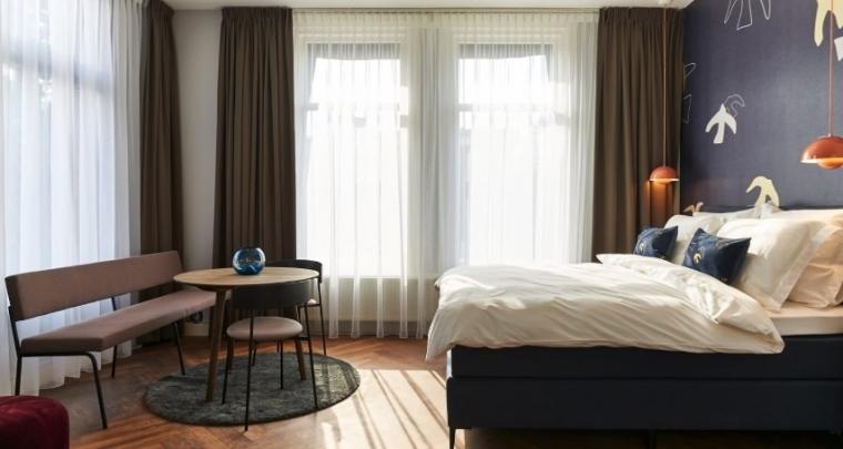 Getest voor je huwelijksnacht: Hotel Pistache in Den Haag!
