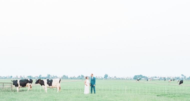 Wil jij een boerderij bruiloft organiseren? Check dan deze real wedding!