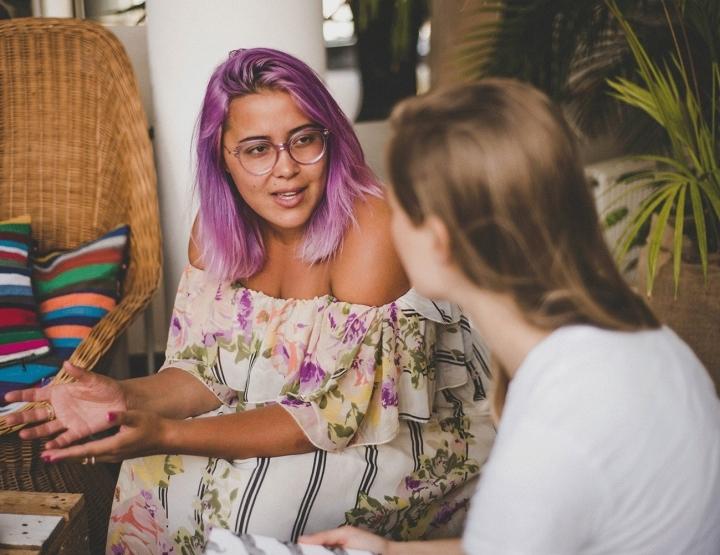 Interview met Bodyposipanda: Afvallen voor je bruiloft? Nope! Wij doen aan body positivity!