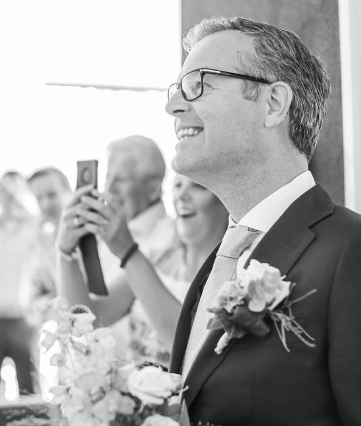 Kennismakingsgesprek Met De Bruidsfotograaf Voorbereid Op