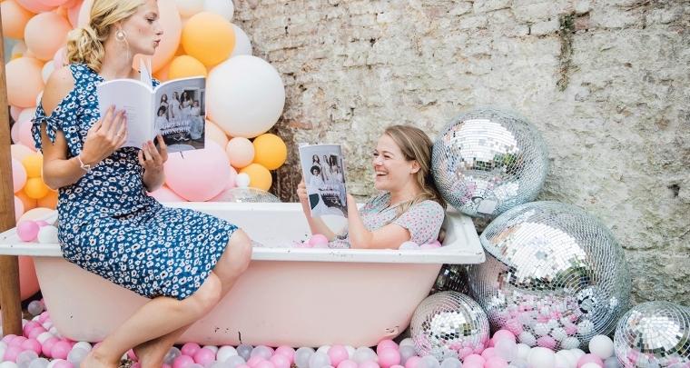 Fotoverslag: het Girls of honour magazine lanceringsfeestje!