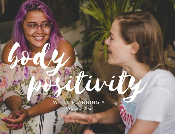 VIDEO: Interview over Body positivity tijdens je bruiloft met Bodyposipanda!